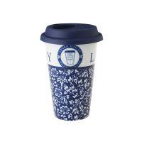 Стакан для кофе с собой Sweet Allysum Laura Ashley 178275