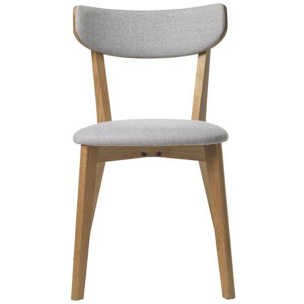 Стул unique furniture, pero, серый 38000202