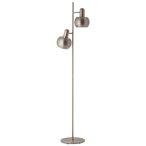 Лампа напольная bf 20 диаметр 15 см, сатин 118459