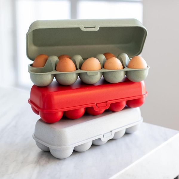 Коробка для яиц eggs to go белая 3179525
