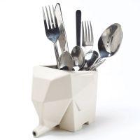 Сушилка для столовых приборов jumbo кремовая PE832