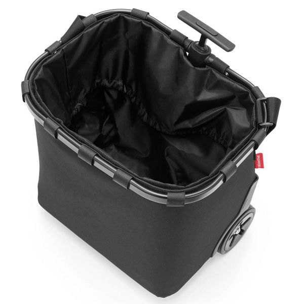 Сумка-тележка carrycruiser black/black OE7040