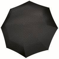 Зонт механический pocket classic signature black hot print Reisenthel RS7058