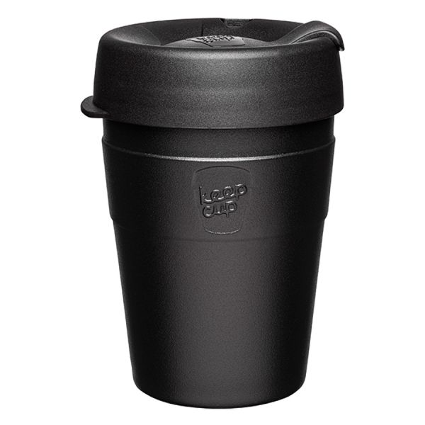 Термокружка keepcup thermal m 340 мл black