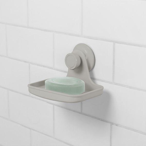 Мыльница flex gel-lock серая 1004433-918