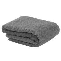 Полотенце для рук фактурное серого цвета из коллекции essential TK20-HT0002