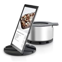 Подставка для посуды-планшета SmartMat серая 530721