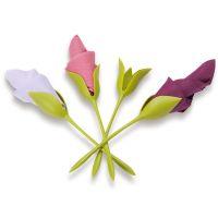 Набор держателей для салфеток peleg, bloom, 4 шт. PE590