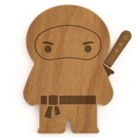 Доска разделочная с ножом ninja OTOTO OT928