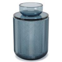 Шкатулка-органайзер allira большая синяя Umbra 1015411-060