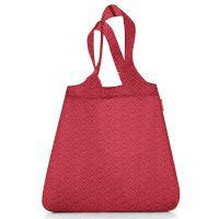 Сумка складная Mini maxi shopper коллекция 24 spring красная Reisenthel AT0028RE