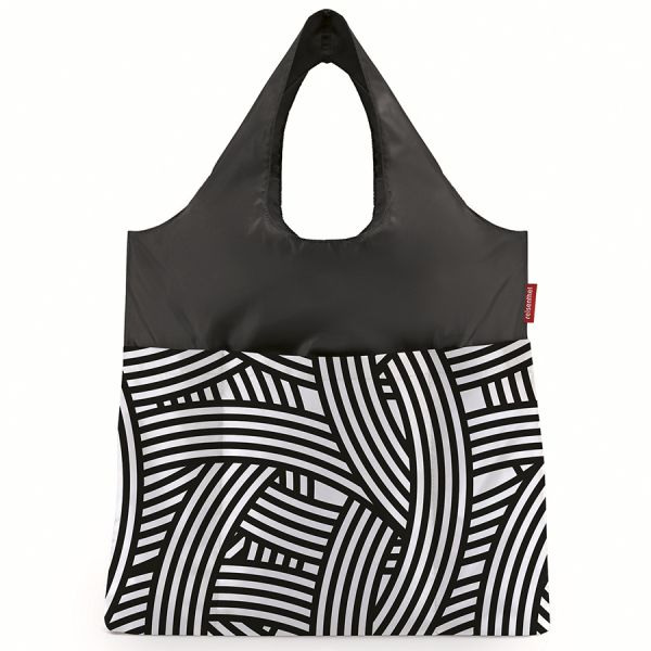 Сумка складная mini maxi shopper plus zebra AV1032
