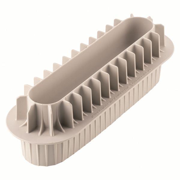 Форма для приготовления пирожных inserto buche 22 х 5 см силиконовая