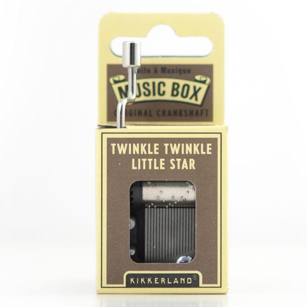 Шарманка карманная twinkle twinkle little star 1228