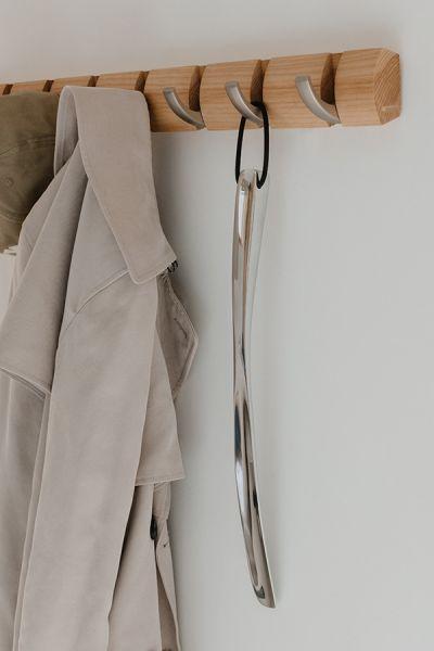 Ложка для обуви Slip алюминиевая 377100-008