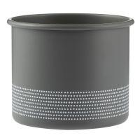 Горшок monochrome 700 мл серый 1401.069V