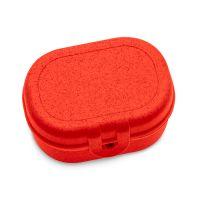 Ланч-бокс pascal mini organic красный 3144676