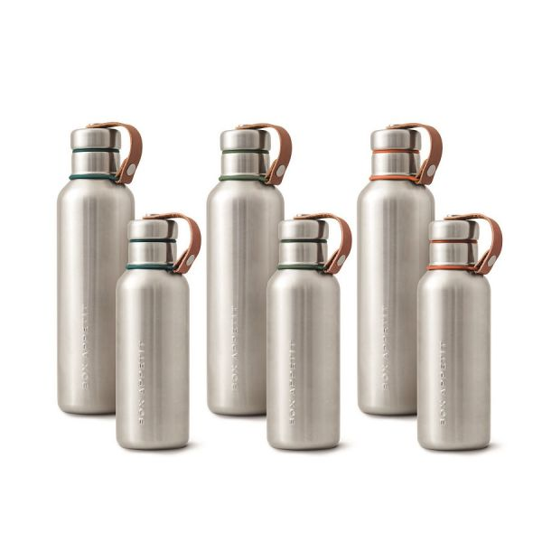 Фляга Water Bottle большая оранжевая BAM-IWB-L003