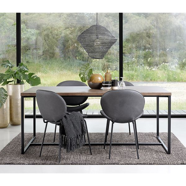 Стол unique furniture, rivoli, 180х90х75 см 40793020