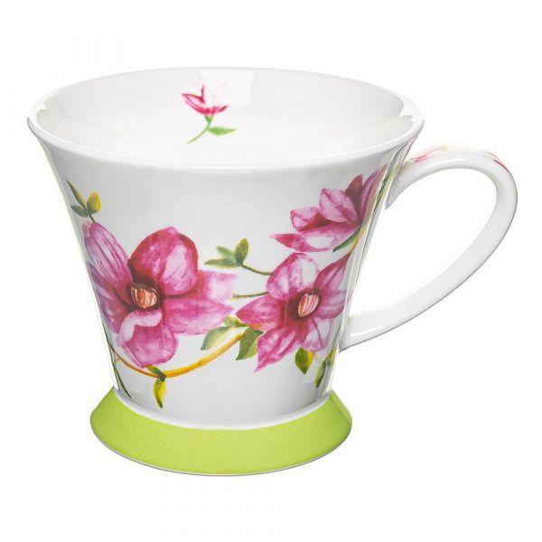 Кружка Цветы Лиона Rose of England HAM.VDL.1