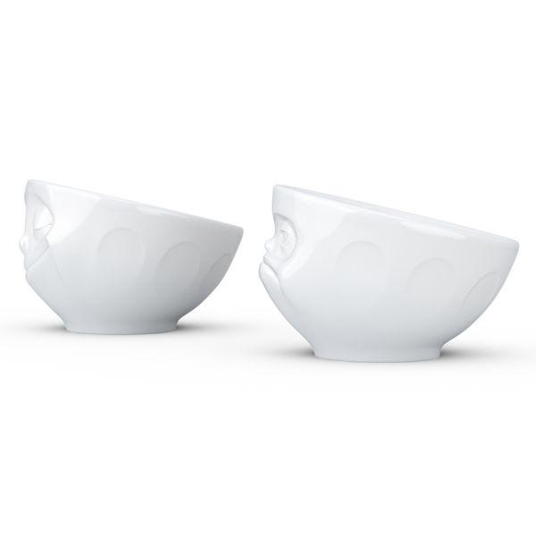 Набор из 2 подставок для яиц tassen happy & hmpff белый T01.53.01