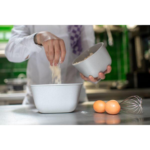Контейнер для хранения продуктов connect m organic 1 л серый 3870670