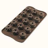 Форма для приготовления конфет и пирожных fantasia силиконовая