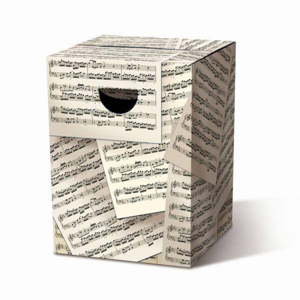 Табурет картонный сборный Allegro PH14