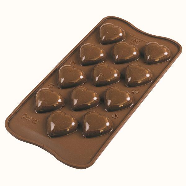 Форма для приготовления конфет my love силиконовая