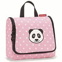 Сумка-органайзер toiletbag panda dots pink Reisenthel WH3072