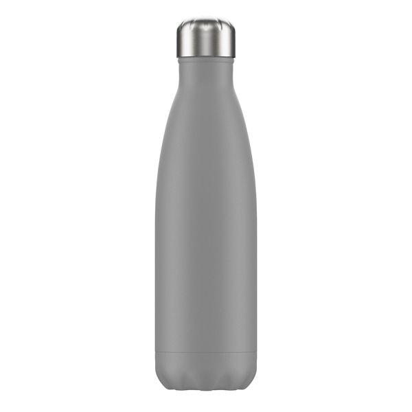Термос monochrome 500 мл grey