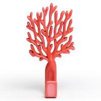 Крючок coral красный QL10334-RD