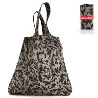 Сумка складная Mini maxi shopper baroque taupe AT7027