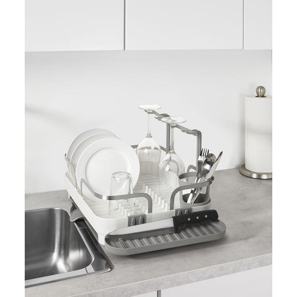 Сушилка для посуды holster белая 1008163-660