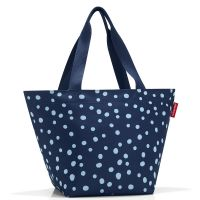 Сумка Shopper M spots navy ZS4044