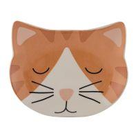 Миска для кошек ginger cat 16х13 см 2030.470