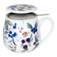 Кружка заварочная 'Фруктовый чай - ягоды' Koenitz 11 5 143 2603
