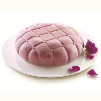 Форма для приготовления пирожного eleganza ?22 см силиконовая