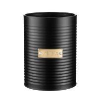 Емкость для столовых приборов Otto черная 1401.172V