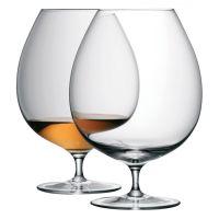 Набор из 2 бокалов для бренди Bar 900 мл G709-32-991