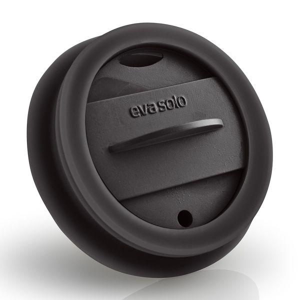 Термокружка керамическая 280 мл черная