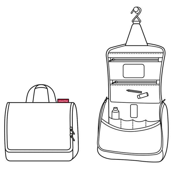 Сумка-органайзер toiletbag mini me leo