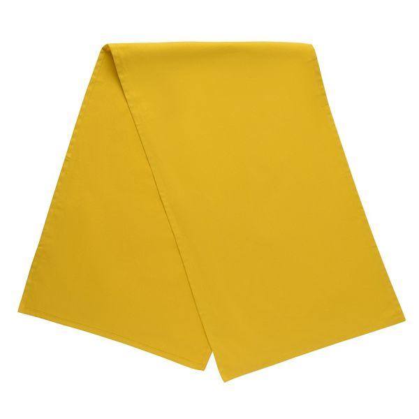 Дорожка на стол из хлопка горчичного цвета из коллекции prairie TK20-TR0002