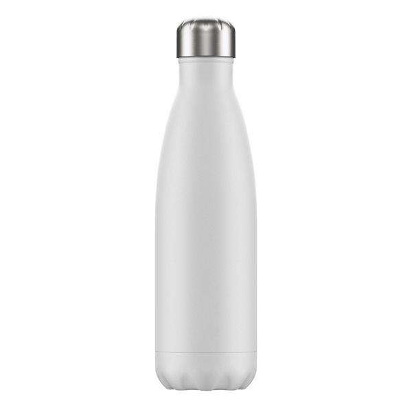 Термос monochrome 500 мл white