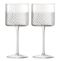 Набор из 2 бокалов для вина Wicker 320 мл LSA International G1642-11-148
