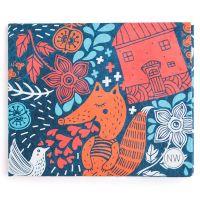 Бумажник Foxes NW-036