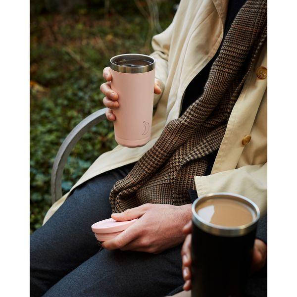 Термокружка coffee cup 500 мл monochrome black