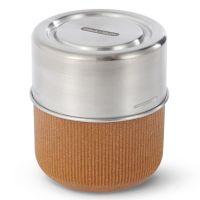 Ланч-бокс glass lunch pot светло-коричневый 450 мл