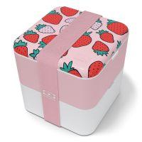 Ланч-бокс mb square strawberry 13014013