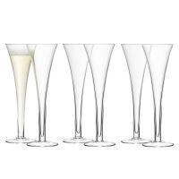 Набор из 6 бокалов-флейт Bar 200 мл G302-07-301